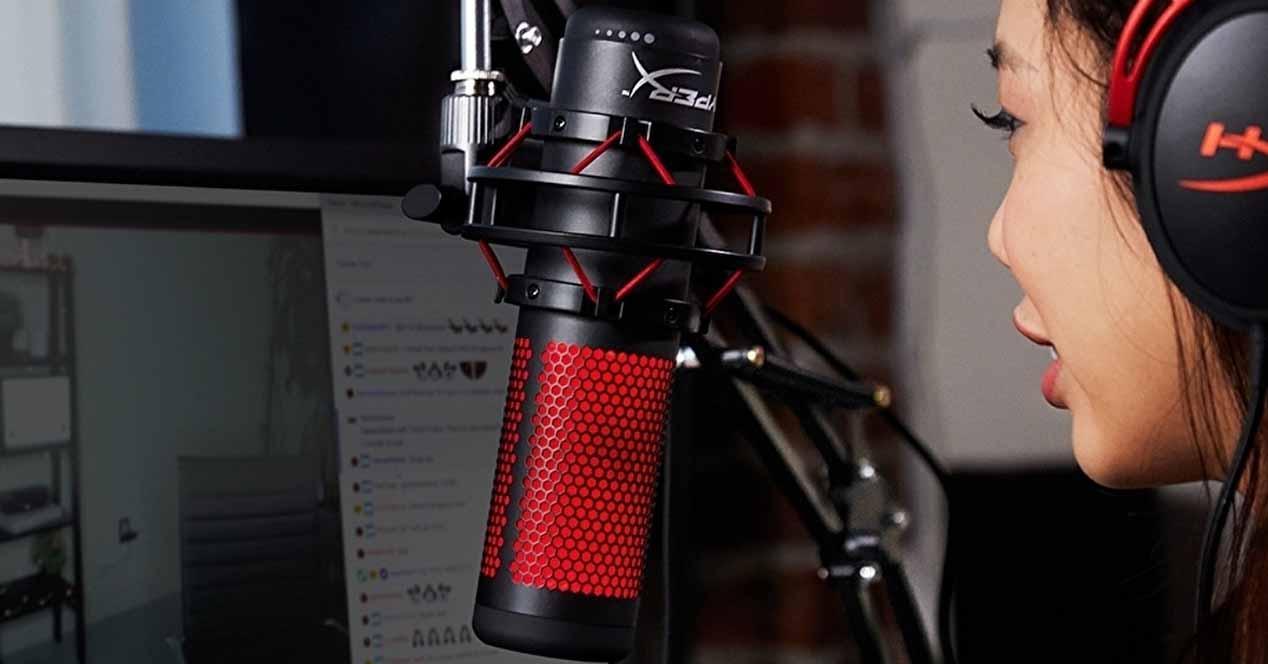 Donde colocar micrófono