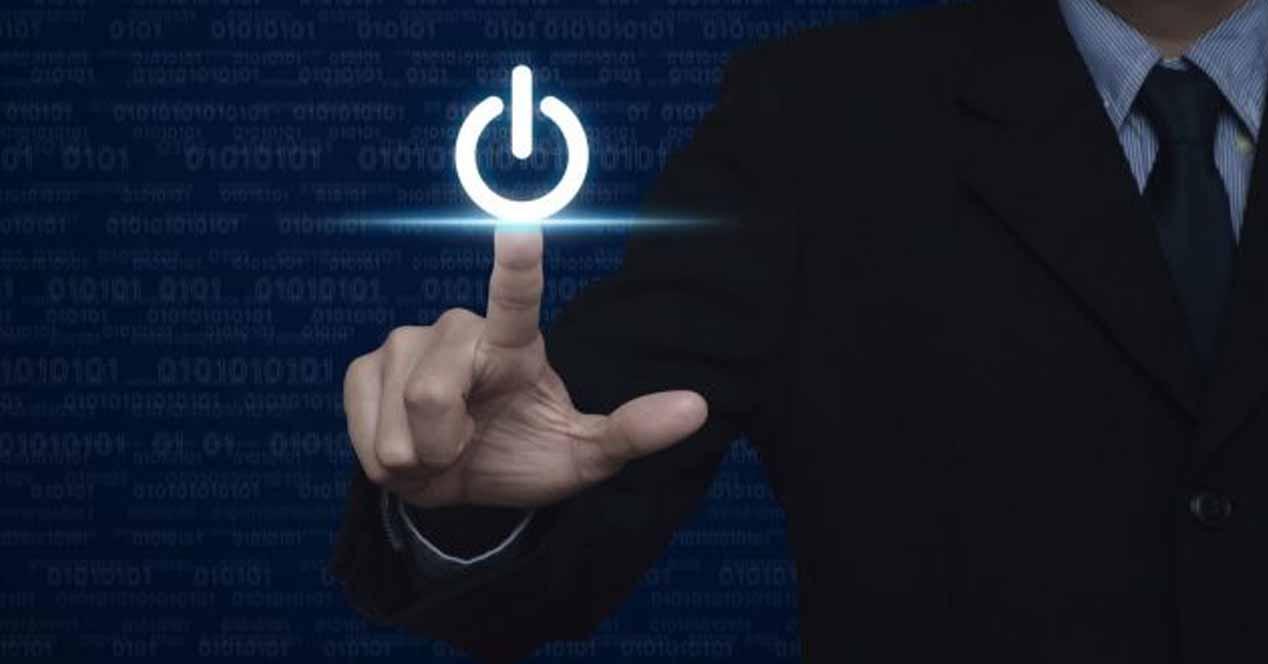 Encender PC