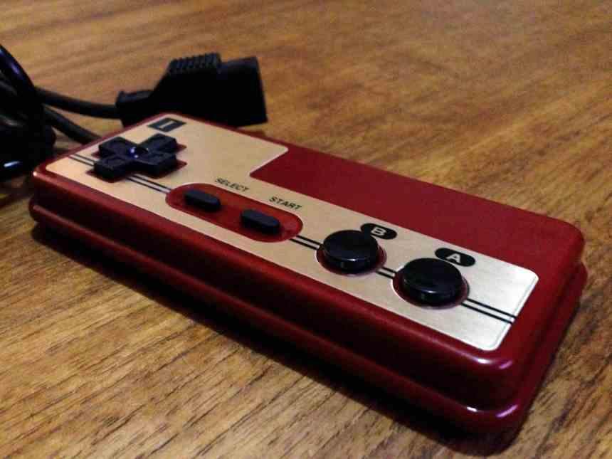 Mando Famicom