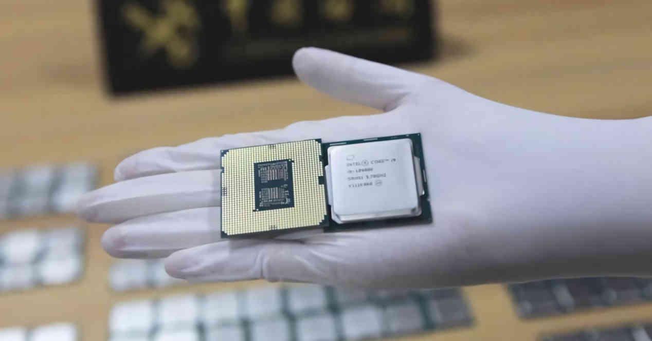 CPU Intel Core Guante