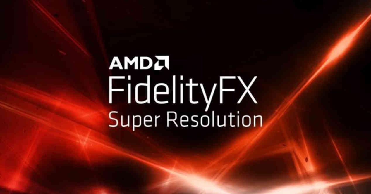 Logo AMD FSR