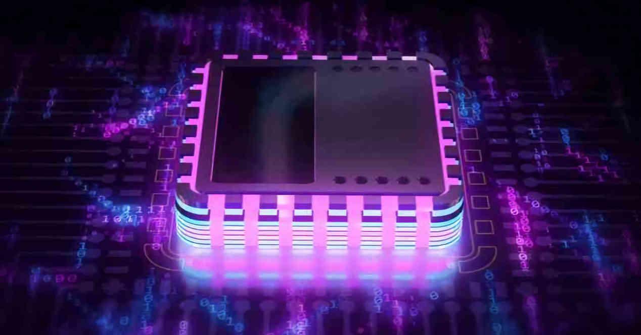 Chip 3DIC render