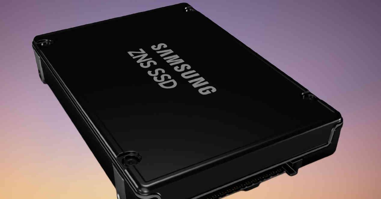 Portada SSD ZNS
