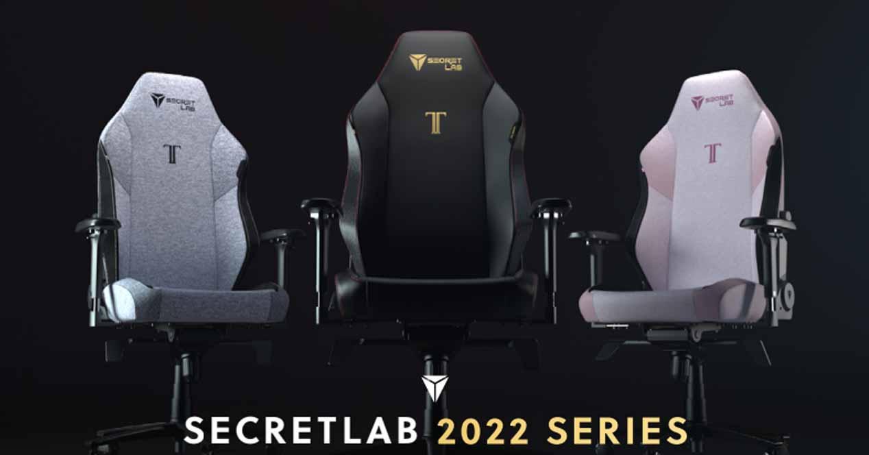 Secretlab 2022