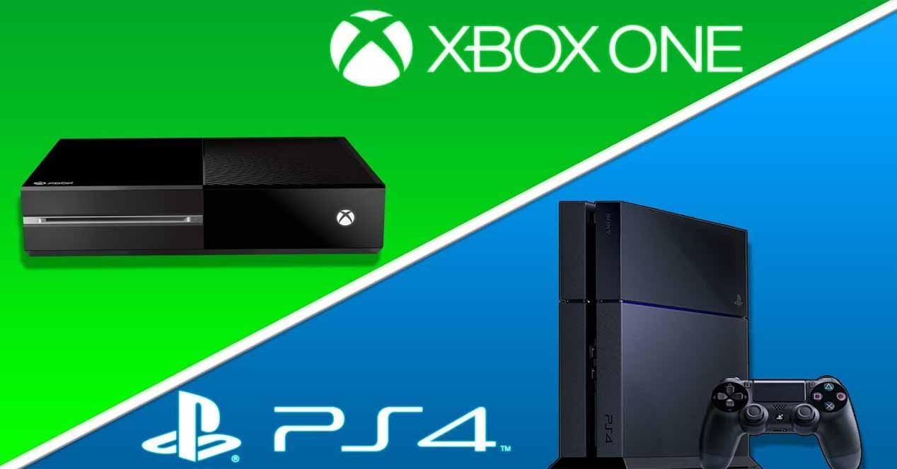 Xbox y PS4