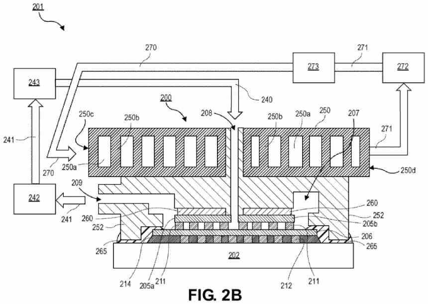 Refrigeracion líquida integrada Intel