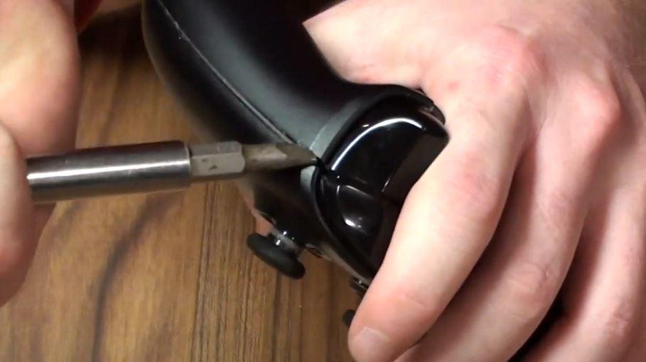 Desmontar mando Xbox