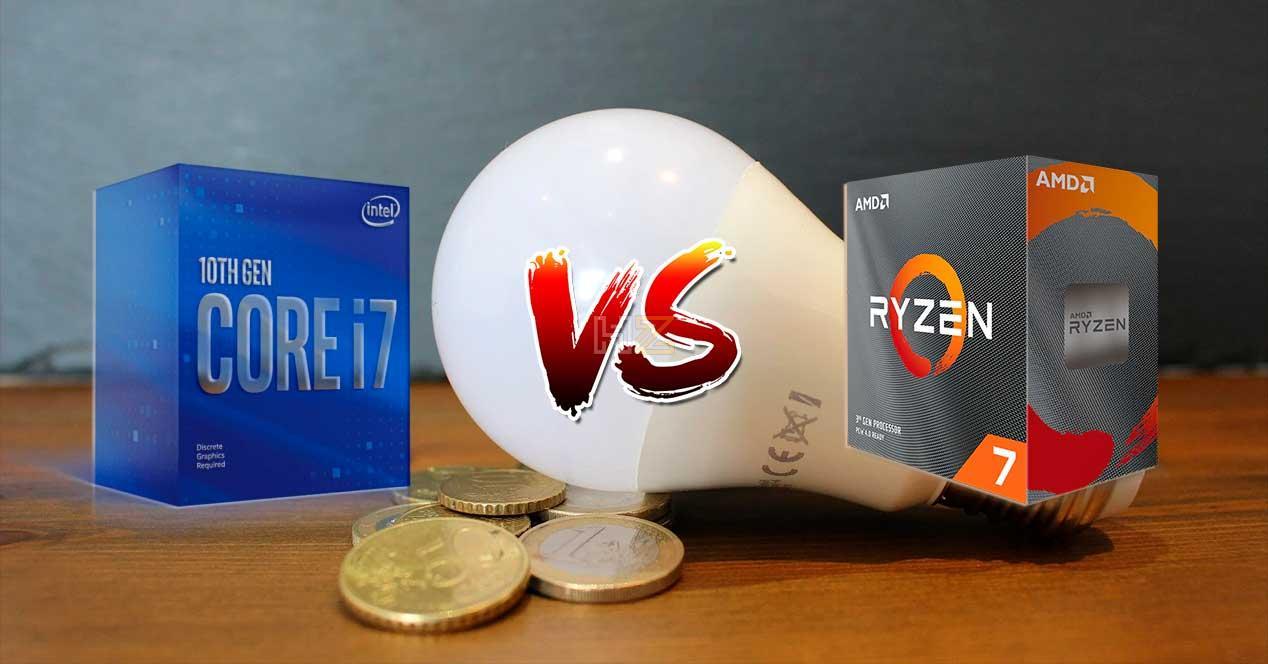 Eficiencia-Intel-vs-AMD-factura-luz