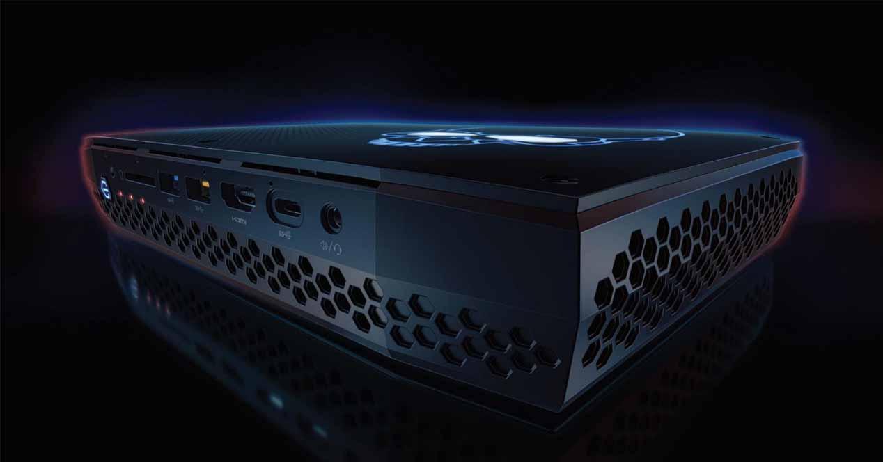 Intel NUC 12