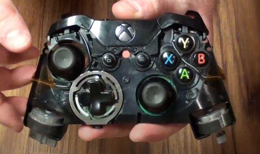Limpiar mando Xbox