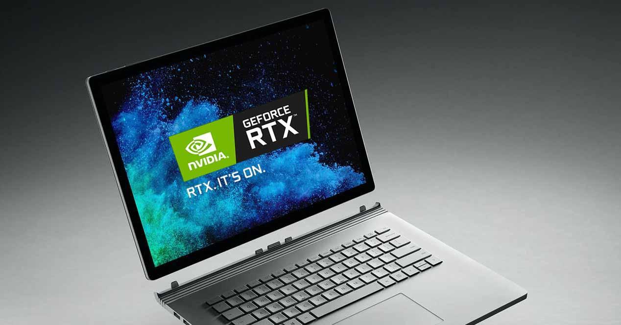 Microsoft Surface 4 RTX
