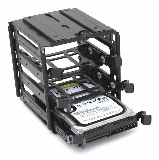 Rack discos duros