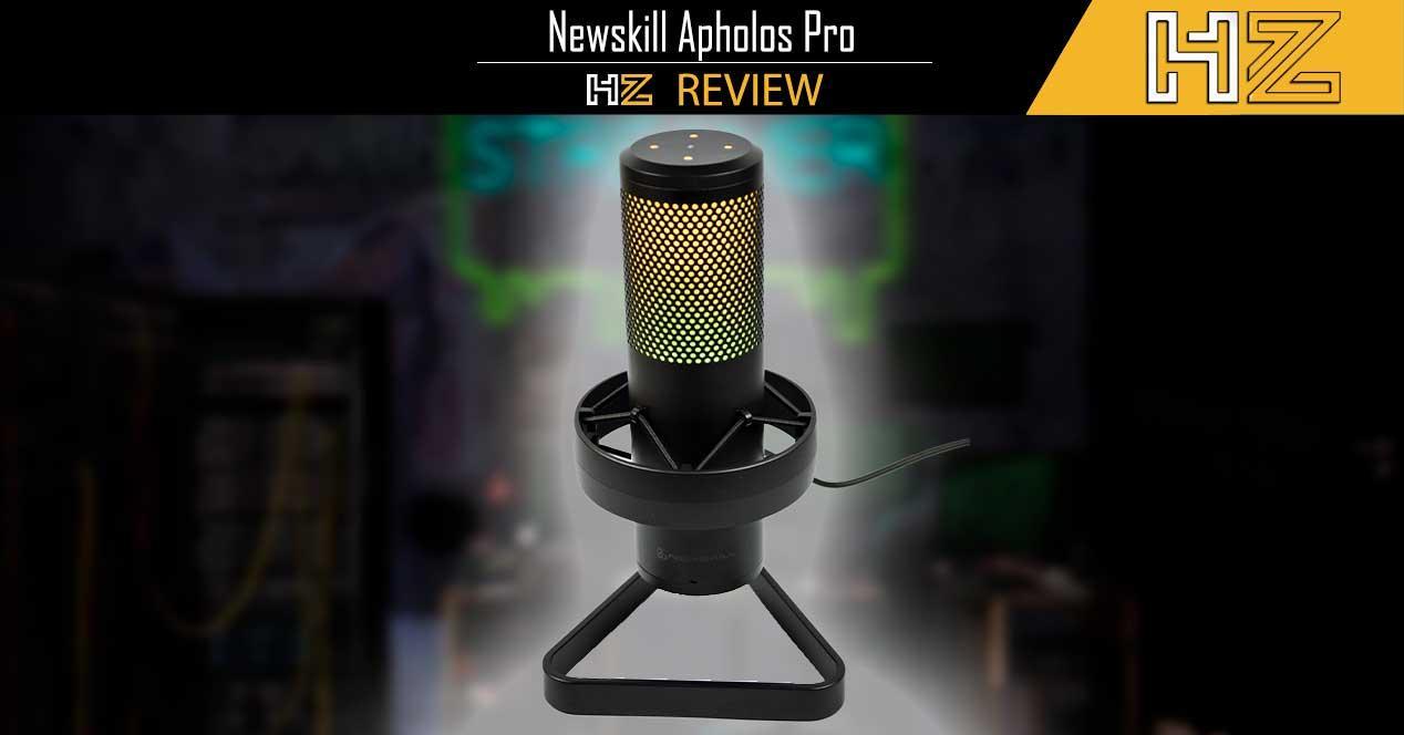 Review Newskill Apholos Pro