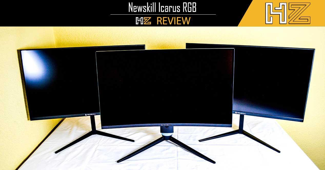 Review Newskill Icarus RGB
