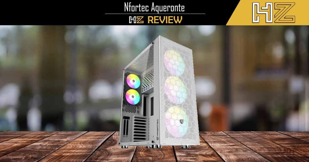 Review Nfortec Aqueronte