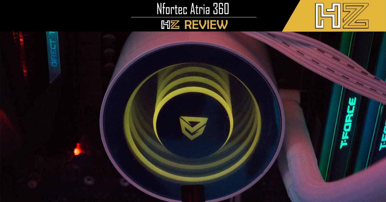 Review Nfortec Atria 360