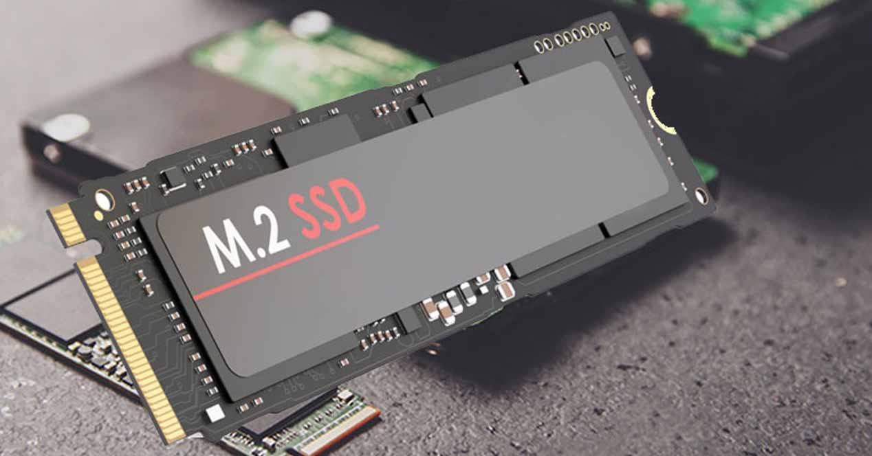 SSD M2 PCIe SATA