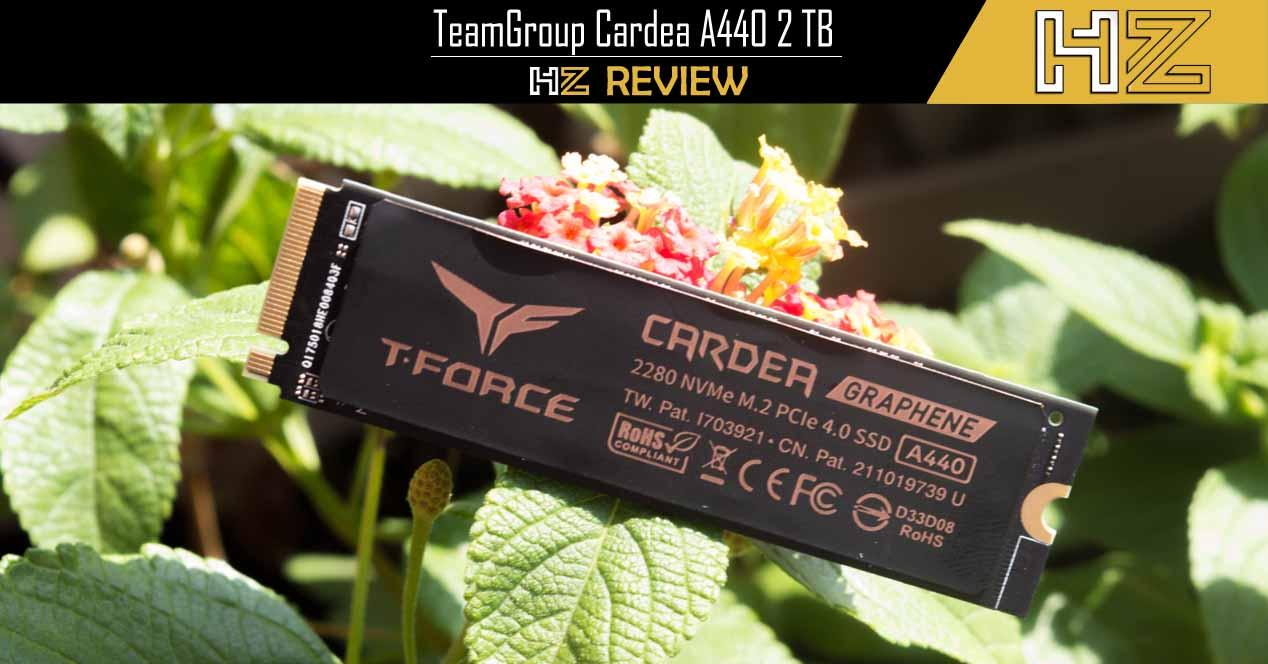 TeamGroup Cardea A440 SSD 2 TB review