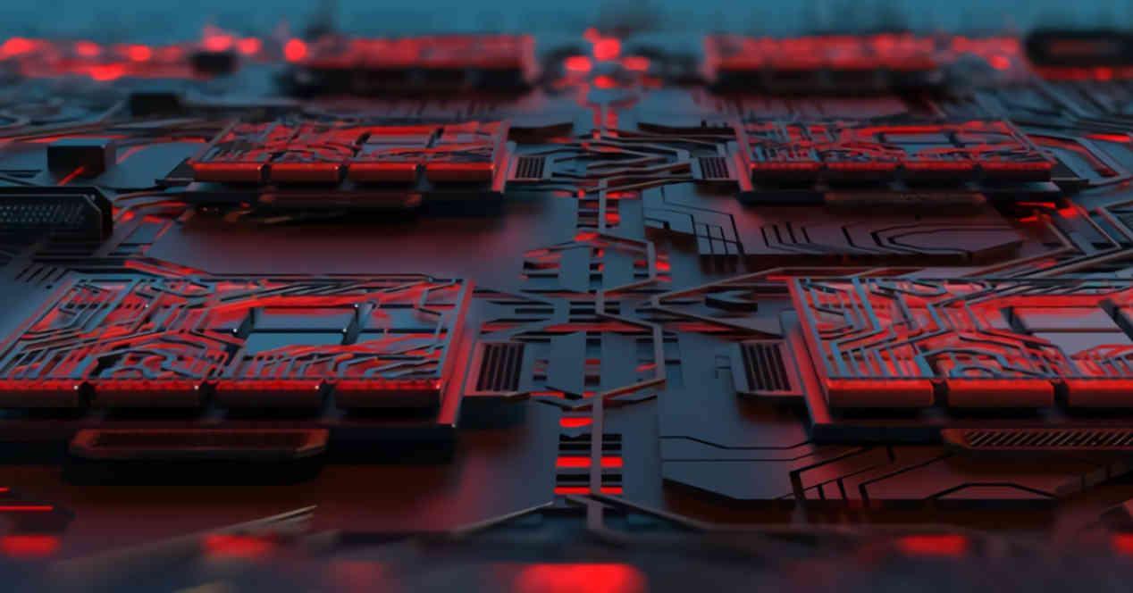 render 3D procesadores