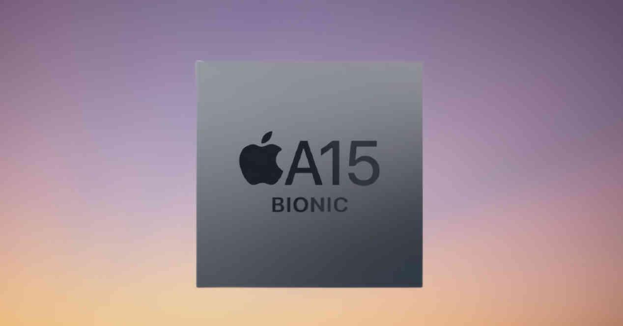 A15 Bionic Portada