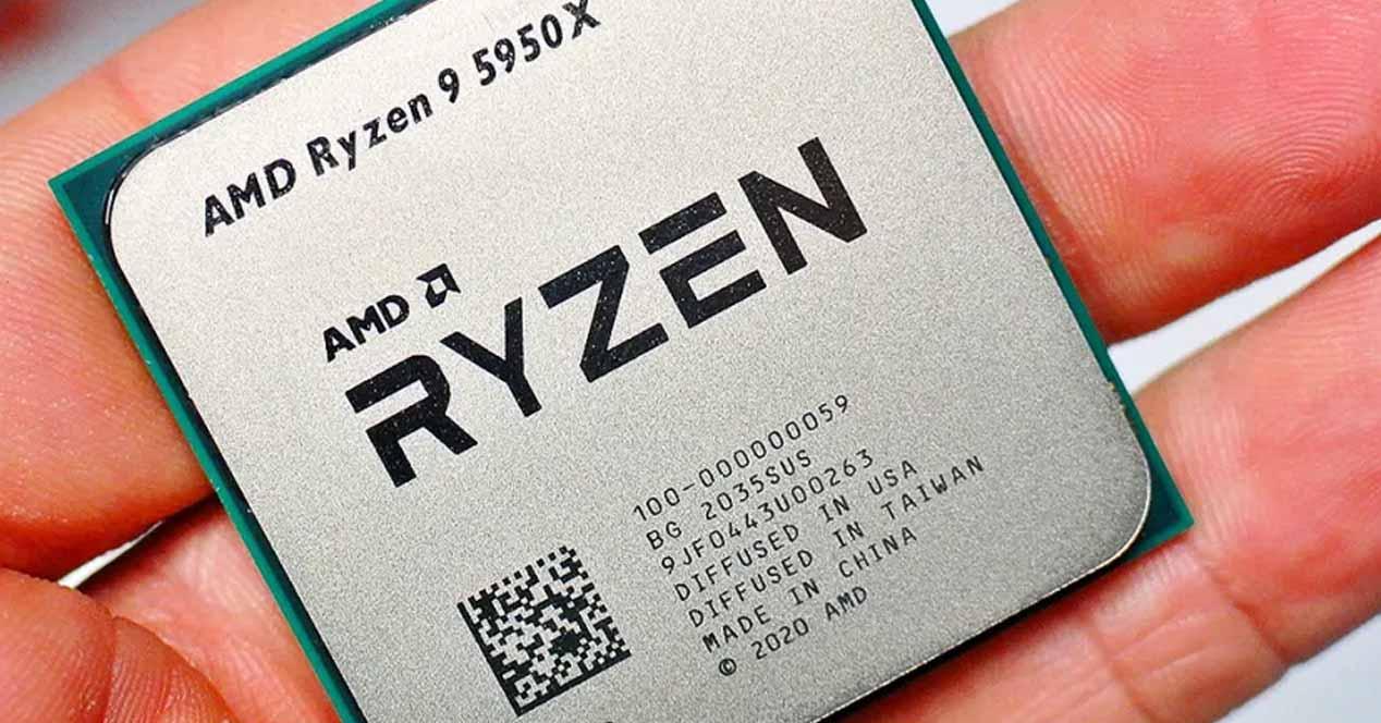 AMD Ryzen 5000 CPU Gaming