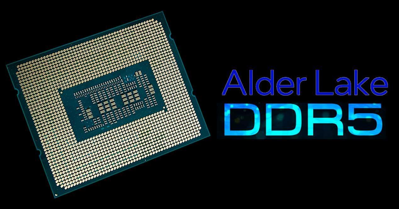 Alder-Lake-DDR5