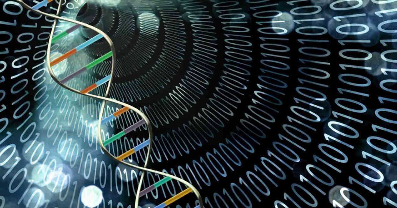 DNA-Computing