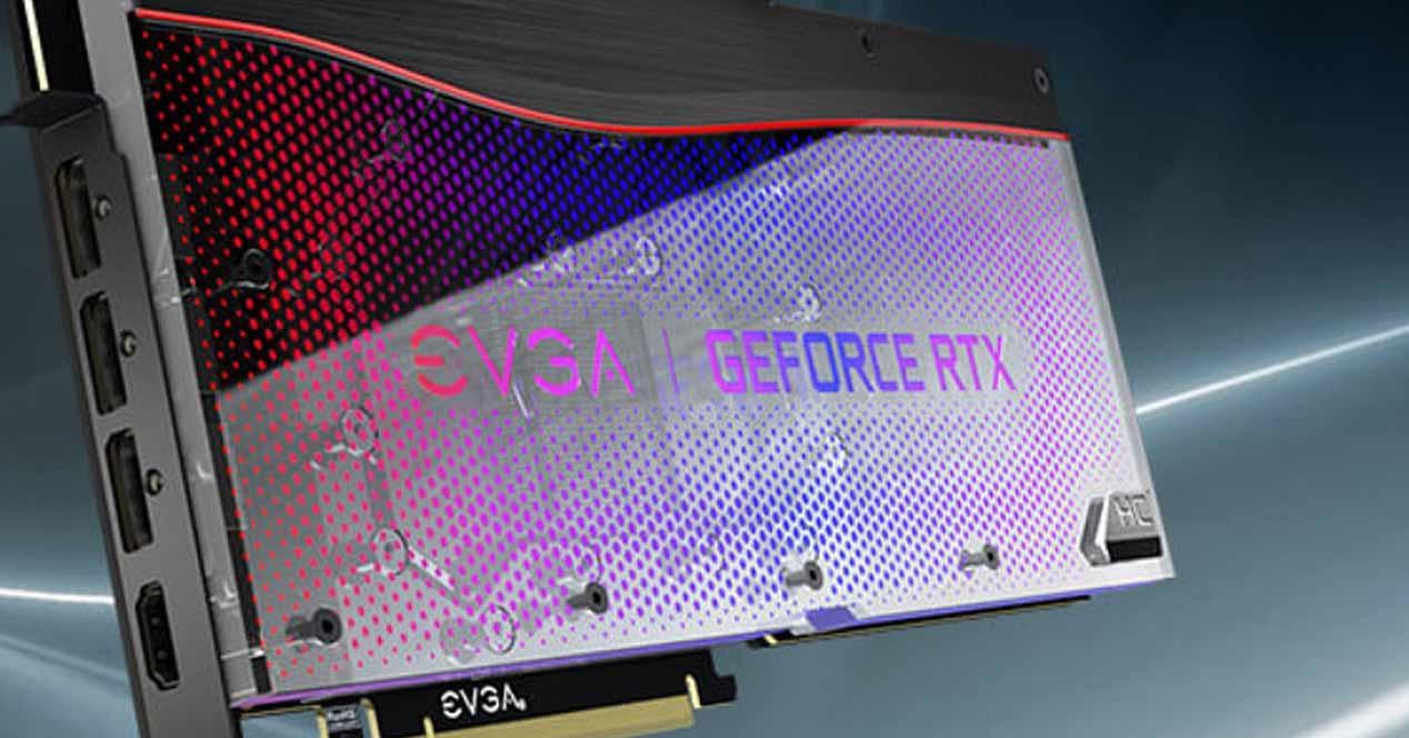 EVGA GeForce RTX 3090 XC3 ULTRA HYDRO COPPER