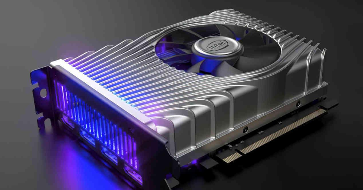 Intel GPU Mini-ITX Render Fake