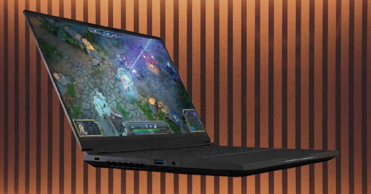 Intel NUC X15