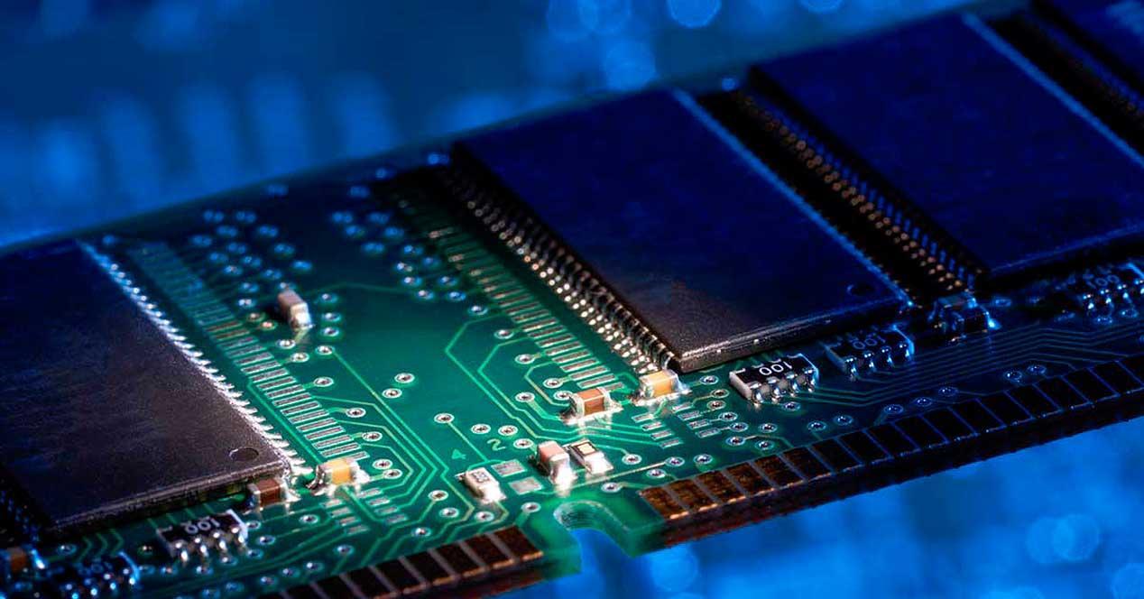 NAND-Flash-memoria-RAM