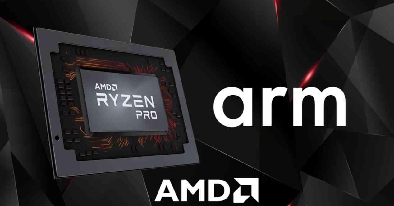 Portada AMD ARM