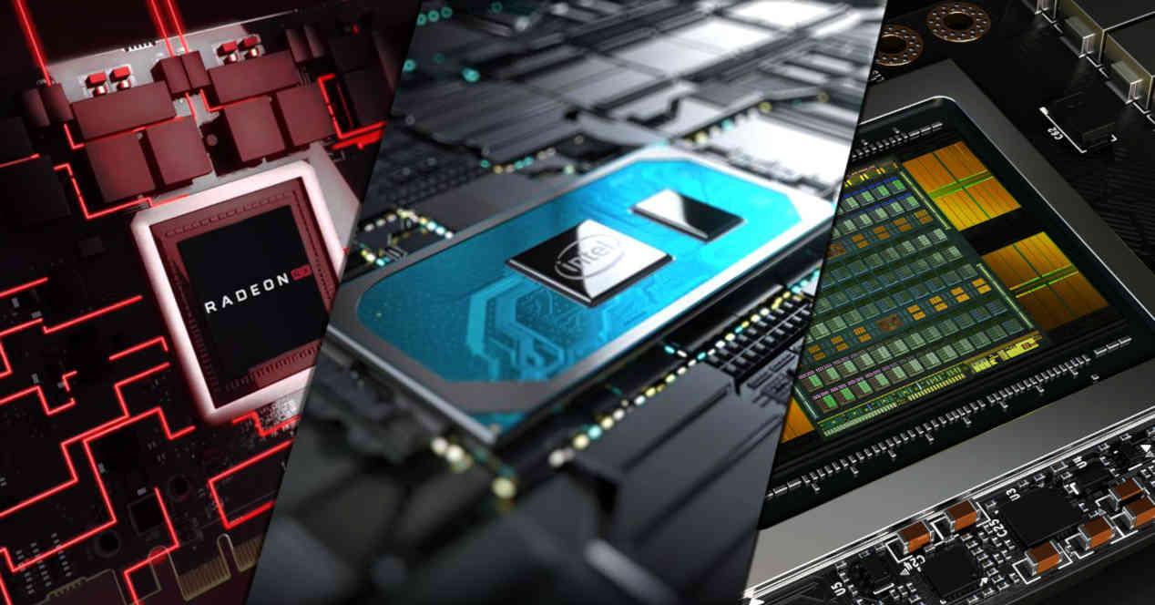 AMD vs Intel vs NVIDIA GPU
