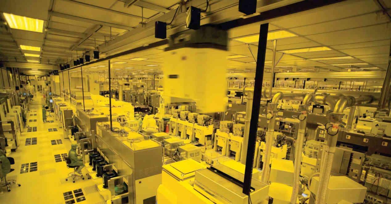 Fábricas TSMC por dentro