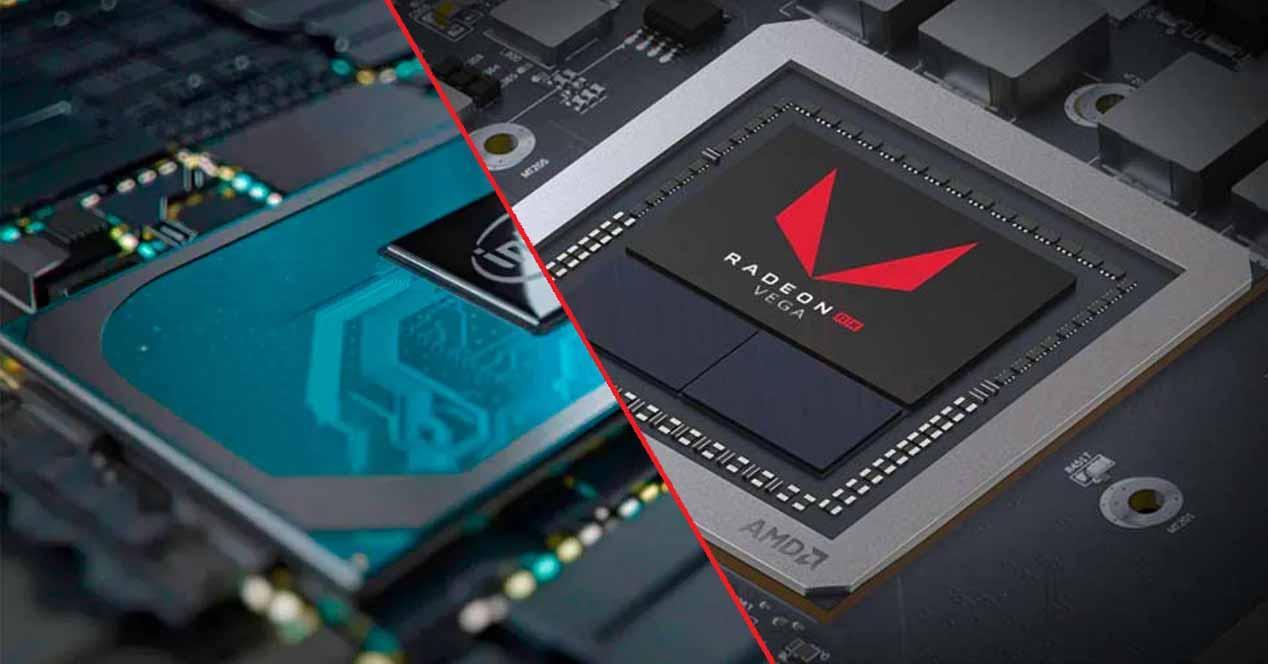 iGPU Intel AMD