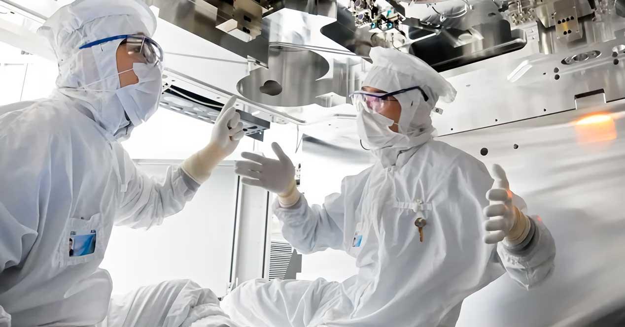 ASML-laboratorio