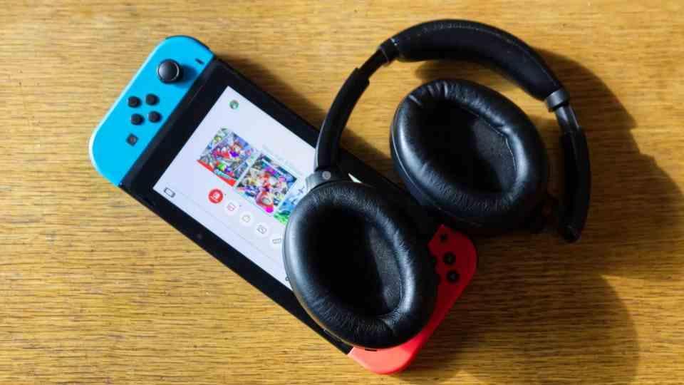Bluetooth Switch Nintendo