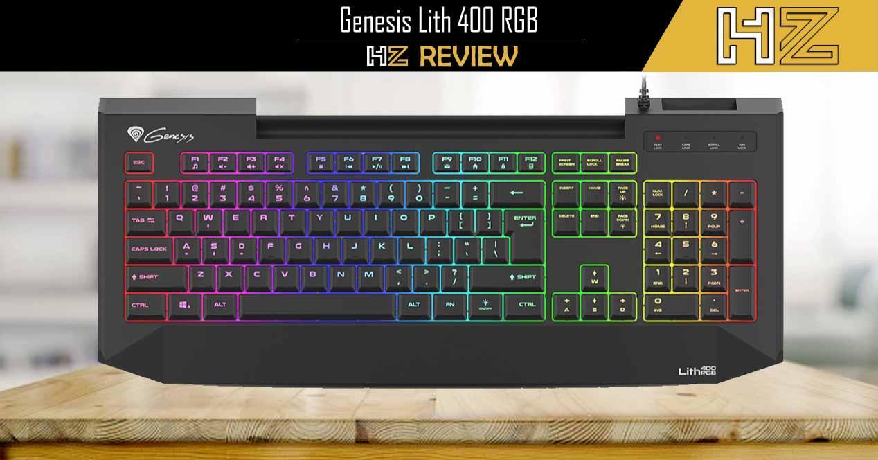 Genesis Lith 400 RGB Review