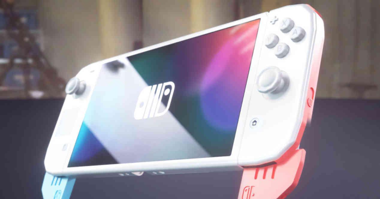 Switch 2 Render Fake