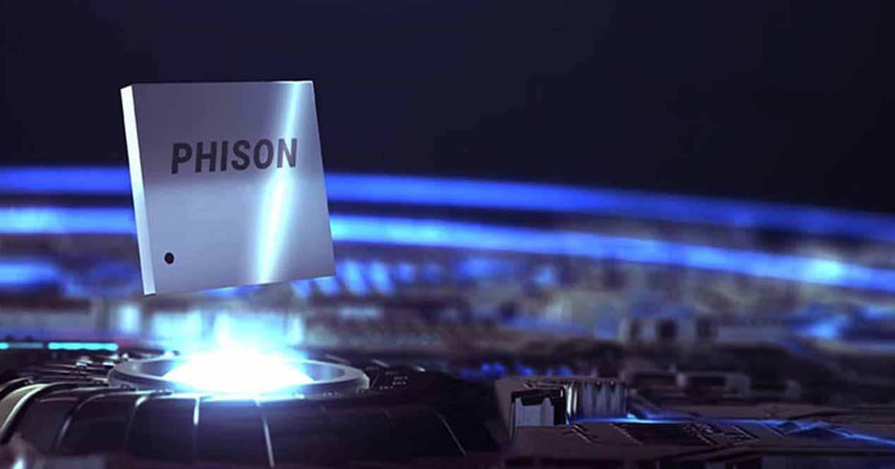 Phison E26 SSD PCIe 5
