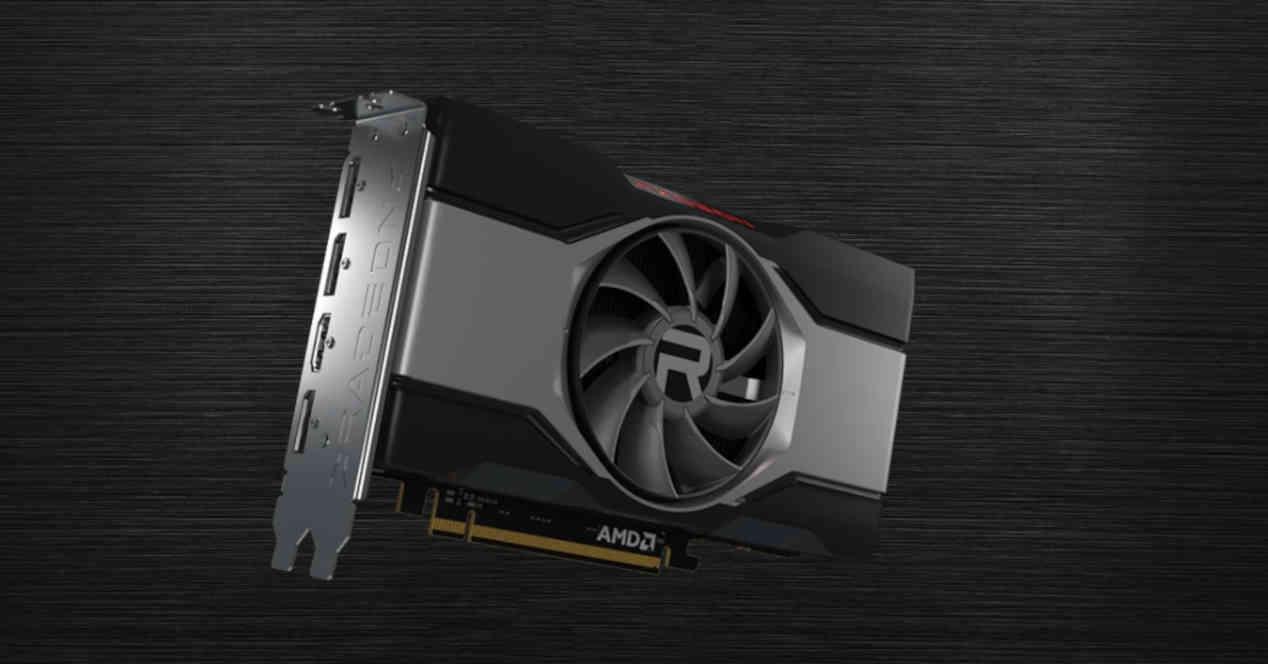 RX 6600 AMD