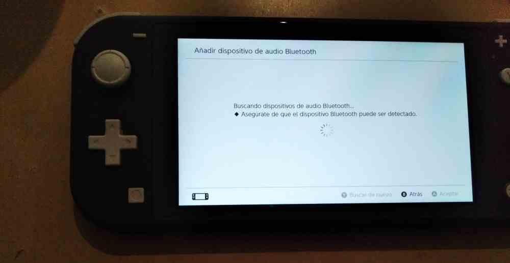 Nintendo Switch Bluetoooth Audio